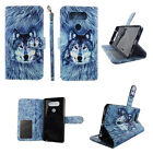 Phone Wallet Case for LG V20 -Leather(PU) Cover-Magnetic-Card Slots-Stands-Strap