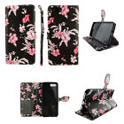 Wallet Case for iPhone 7 Plus -PU Leather-Card Slots- Flip Front w Magnet- Stand