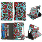"""Folio Cover For Acer Iconia One 10 (10.1"""") Tablet-Leather(PU)/Stands/Card Pocket"""