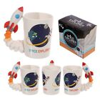 Space Explorer Rocket Handle Tea Or Coffee Mug