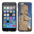 Hard Phone Case Cover Skin For Apple iPhone Stone indian statue in M
