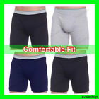 3 9 Mens Cotton STRETCH BOXER BRIEFS Underwear Trunk Short best selling S~3XL