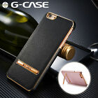G-Case Anti-Scratch Leather Shockproof Bulit Magnetic Plate Appl iPhone 7&7 Plus $12.99 USD