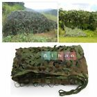 3M x 5M NEW Oxford Fabric Camouflage Net/Camo Netting Hunting/Shooting Hide Army