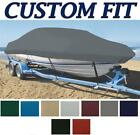 9oz+CUSTOM+EXACT+FIT+BOAT+COVER+BAYLINER+Capri+1700+LS+1996%2D1997