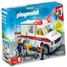 Playmobil Rescue Ambulance Play Set People Figures Accessories Toy Play Playmobi
