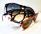 Persol PO 649 USA 0PO0649 hand made in Italy glass lens 100% UV - PILOT