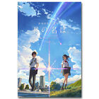Your Name Anime Movie Art Silk Poster Print 12x18 24x36 inch Home Decoration 007 $4.74 USD