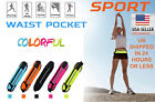 Jogging Belt Running Pouch Waist Pocket Fanny Pack Waterproof Bag Cycling Sport