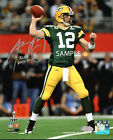 AARON RODGERS SIGNED SUPER BOWL MVP GREEN BAY PACKERS 8x10 REPRINT PHOTO RP