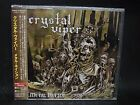 CRYSTAL VIPER Metal Nation + 1 JAPAN CD Darzamat Jack Starr's Burning Starr