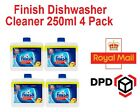 Finish Dishwasher Cleaner 250ml 5X Power Actions Lemon Sparkle Cleaning