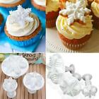 40 Fondant Biscuit Cookies Cake Plunger Cutter Decorating Mold Baking Tools