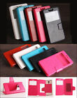 Ultrathin light UNIVERSAL LEATHER CASE COVER WITH STAND FOR various phones