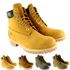 Mens Timberland Premium Classic Leather Original Lace Up Boots UK Sizes 7-12