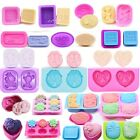 Silicone DIY Craft Mould Ice Cube Cake Candy Chocolate Moulds Soap Candle Mold