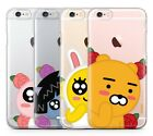 KAKAO FRIENDS Flower Jelly Slim Case Cover Protector For Apple iPhone 7/7 Plus