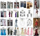Butterick  Burda Sewing Pattern Costume Victorian Edwardian Movie Titanic Era
