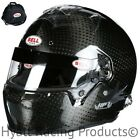 Bell HP7 Carbon Non-Duckbill Auto Racing Helmet SA2015 & FIA8860 - All Sizes