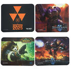 SteelSeries QcK StarCraft&CALL of DUTY&Pandaria Panda Forest Gaming Mousepad NEW