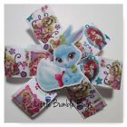 Baby/Toddler/Girl/Adult 3.5 Inch Pin Wheel Bow - Disney - Palace Pets - Berry