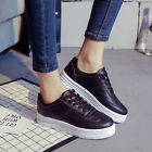 Women's Leather Shoes Casual Fashion Shoes Breathable Sneakers Running Shoes
