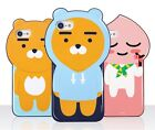 KAKAO FRIENDS Figure Card Bumper Slim Protector Case Cover For Apple iPhone 6