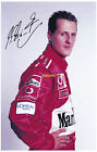 Michael Schumacher, signed print, choice of mounts / frames / sizes, mint
