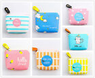 Novel Creative PU Women Coin case Change purse Coin Receive bag Handbag