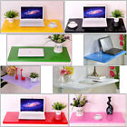 Latest Multicolor Wall Mount Floating Folding Computer Desk Home Office PC Table