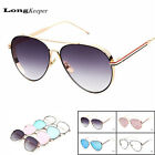 Steampunk Sunglasses Women Men Punk Glasses Star Style Gray Blue Pink Clear Lens