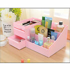 Pro Makeup Cosmetic Holder Perfume Jewellery Case Storage Organizer Box Drawer