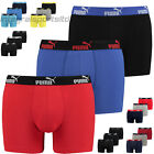 Puma Mens Cat Boxers Sports Running Boxershorts Underwear For Men (Pack of 3)