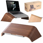 Top Grade Wood Retro Laptop Notebook Monitor Table Desk Sofa Bed Stand Holder