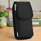 phone pouch - Vertical Phone Case Cover Pouch Holster with Belt Clip for Large XL Cell Phones