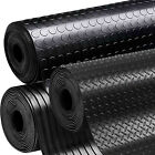 Rubber Flooring Garage Sheeting Matting Rolls 1M, 1.2M and 1.5M Wide X 3MM THICK