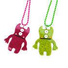 POP ART Schmuck  Halskette / Charm / Design NEU Ugly Toy NEON Kugelkette