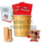 In Cup, Incup Drinks for 73mm Vending Machines - Hot Drinking Chocolate