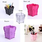 Container Makeup Case Brush Holder Pen Organizer Cosmetic Storage Box