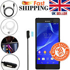 New Magnetic Charger LED USB CHARGING Cable Sony Xperia Z3 Z2 Z1
