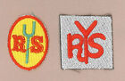 SCOUTS OF VITENAM ROVER SCOUT - RS SCOUT Rank Award Patch SET