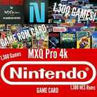 MXQ Pro 4k S905X Smart TV BOX - NES Game Card w/1,300 Games (GAME CARD ONLY!)