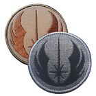 Star Wars Jedi Tacitical 3D Army TAC Embroidered Morale Badge Patch $2.45 CAD