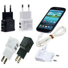 For Samsung iPhone 4S 5S Wall Charger Adapter 5V 2A Hot Double USB 2-Port