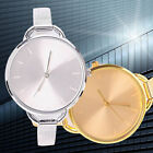 Girl Women's Casual Round Dial Quartz Alloy Band Wrist Watch Bracelet