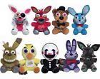 "Plush Dolls 7"" Five Nights at Freddy's FNAF Horror Game Horror Game Plushie Toy"