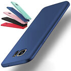 Thin Soft Rubber Silicone Back Case Cover for Samsung Galaxy S8/S7 Edge Plus S6