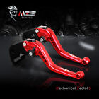 MZS Short Clutch Brake Levers For Honda VFR800 1998-2001 CBR1100XX  / BLACKBIRD