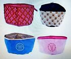 Collapsible Foldable Pet Travel Camping Food Bowl, Portable Dog Food Bowl
