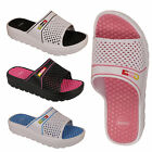 Ladies Womens Comfort Walking Sports Beach Summer Flip Flops Sandals Shoe Size